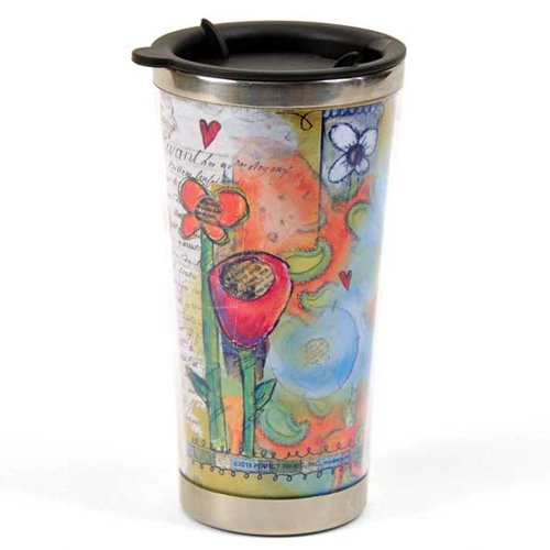 Traveler Mug Color My World