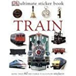 Train Ultimate Sticker Book (Ultimate...