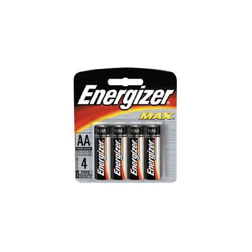 Batteries, Cell, AA, 4pk energizer max alkaline batteries aa 8 batteries pack