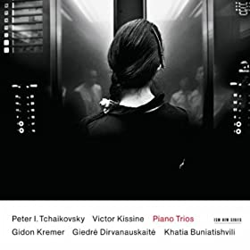 Victor Kissine / Peter Ilyich Tchaikovsky - Piano Trios
