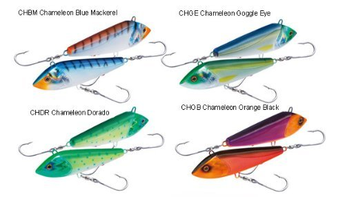 Flying Diver Lure Lure Chameleon Flying