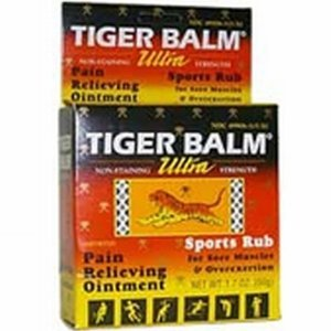 Tiger Balm Ultra Tiger Balm 1.7 Oz ( Multi-Pack)