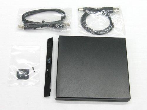 スリム光学ドライブケース(SATA) DC-SS/U2
