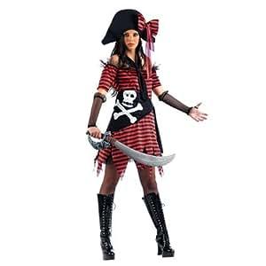 Amazon.com: Piratin Kostüm Catherine Harvey by Elbenwald: Toys