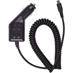BlackBerry 12V VPA (Micro Vehicle Power Adapter)