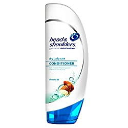 Head & Shoulders Dry Scalp Care With Almond Oil Dandruff Conditioner, 23 Fluid Ounce