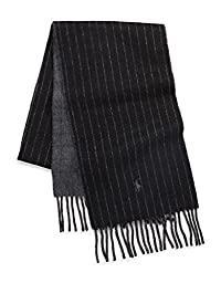 Polo Ralph Lauren Men\'s Double-Face Haberdashery Scarf One Size