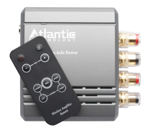 Atlantic Technology Wa-5030-Rec Wireless Amplifier/Reciever System