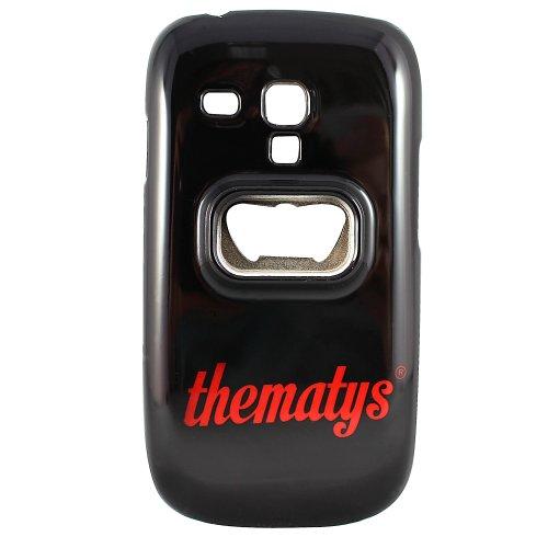 Samsung Galaxy S3 mini i8190 LTE Original thematys® FLASCHENÖFFNER Bier Design Case Schutz-Hülle Cover Schale Etui handyhülle thematys®