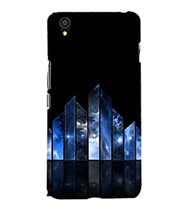Fuson Premium Back Case Cover Stylish With Multi Background Degined For One Plus X::One + X