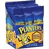 PLANTERS HONEY ROASTED PEANUTS 18/1.75OZ TUBES by Kraft