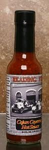 Cajun Cayenne Fire Sauce by Fire Sauce Company