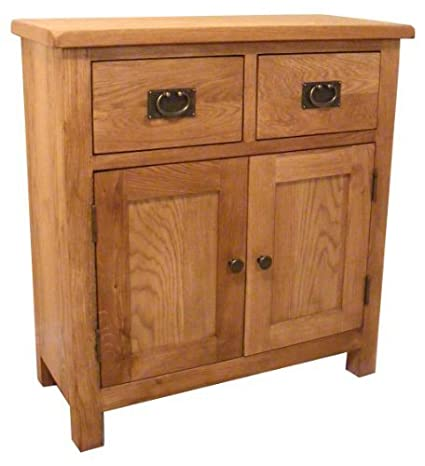 Lanner Oak Mini Sideboard by Roseland Furniture Ltd