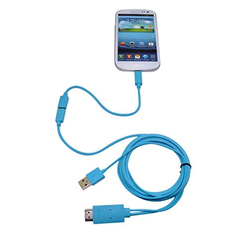 Intsun® Universal MHL Micro USB to Male HDMI Cable with ...