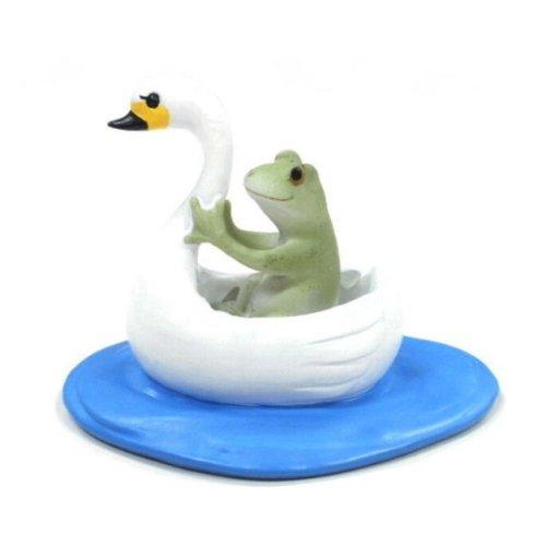 コポー【Copeau】スワンボートに乗るカエル 70070
