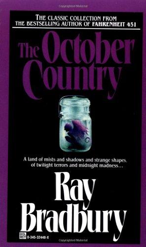 <i>The October Country</i> by Ray Bradbury
