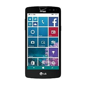 LG Lancet - VW820 - 8GB Windows Smartphone - Verizon - Black ...