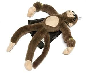 Joissu Flingshot Slingshot Flying Screaming Monkey Toy