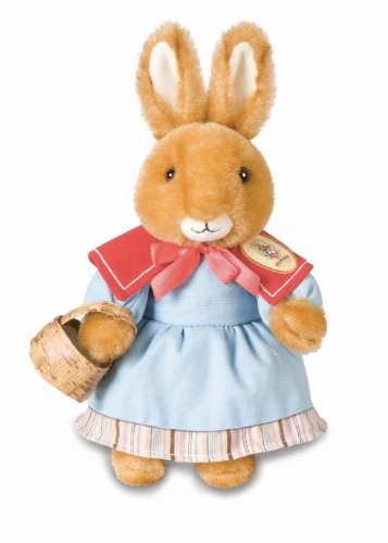 The World of Beatrix Potter: Collectible Mrs. Rabbit by Kids Preferred