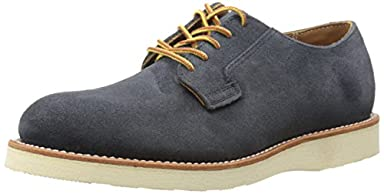 Red Wing Postman Oxford 3108: Navy Abilene