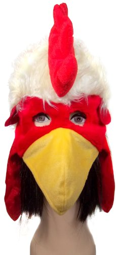 Jacobson Hat Company Adult Velvet Chicken Hat