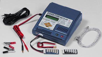 Hyperion Eos720I Net 3 Ac/Dc Balance Charger 7S 16N Store Mode