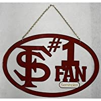 Florida State Seminoles FSU NCAA Hanging Sign