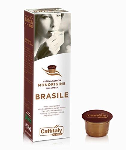 Choose Caffè Crema-EnveaBox S: 50 Ècaffè Caffitaly Caffè Crema Capsules - Caffitaly System