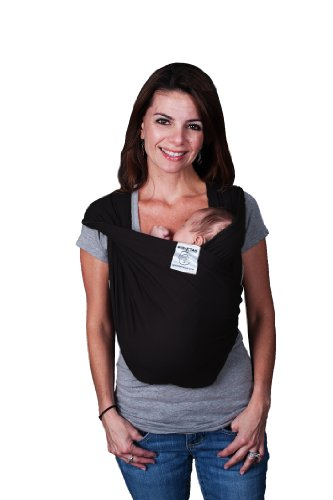 Find Discount Baby K'tan Baby Carrier, Black, Medium