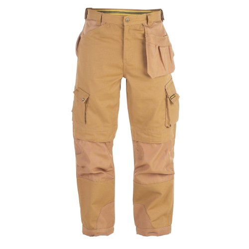 Caterpillar C172 Trademark Trousers Short Leg / Mens Trousers ( 40W x Short) (Brown)