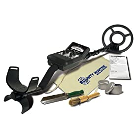 Bounty Hunter Educational Archeology Pro Kit with Quick Draw II Metal Detector