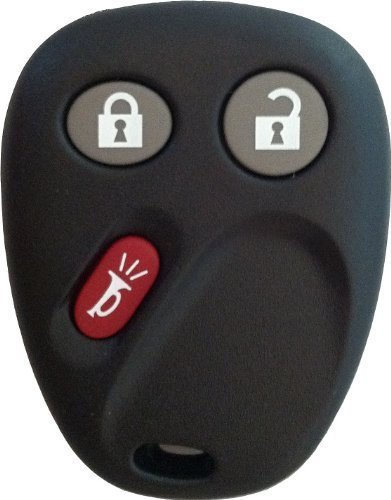 2003-2006 Tahoe Keyless Entry Remote Key Fob w/ Free DIY Programming Instructions (Interior Part For Tahoe compare prices)
