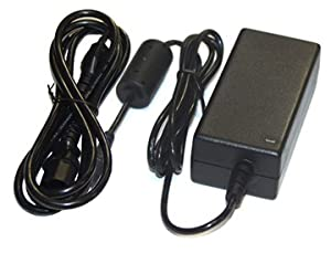 AD DC power adapter + power cord for HP Pavilion f1703 LCD Monitor