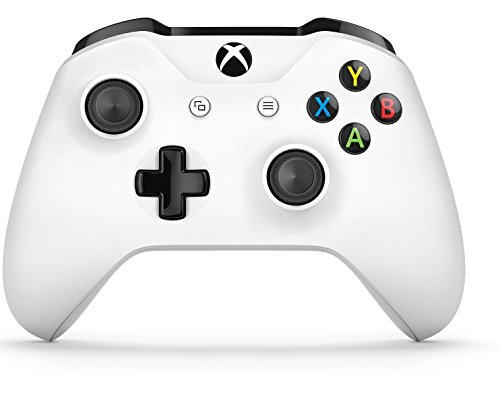 New White Xbox One S Custom Modded Controller With The Very Best Mod Chip • Rapid Fire, Auto Aim, Drop Shot, Quick Scope • All FPS Games; COD Infinite Warfare, Battlefield 1, GOW 4, Destiny (Xbox 360 Games Advanced Warfare 2 compare prices)