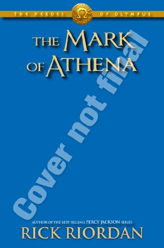 The Mark of Athena (Heroes of Olympus)
