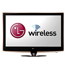 LG 55LH85 55-Inch 1080p 120Hz Wireless HDMI LCD HDTV, Black