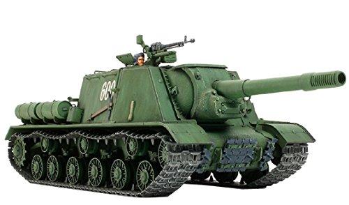 Tamiya Models JSU-152 Russian Heavy Self-Propelled Gun (1 35 Russian Tank compare prices)