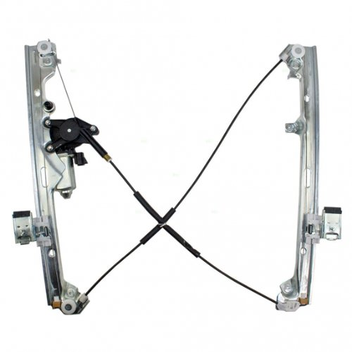 Aftermarket Replacement Replacement Window Regulator With Motor (Front Driver Side)