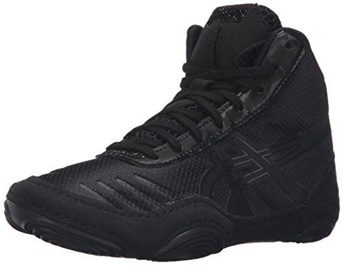 ASICS JB Elite V2.0 GS Skate Shoe (Little Kid), Black/Onyx, 1 (Amazon Jordan Shoes compare prices)