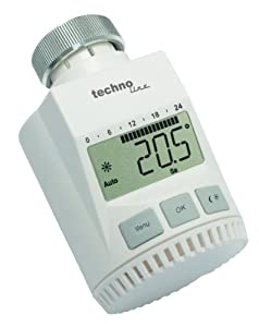 Technoline TM 3030 Thermostat TM 3030 weiß