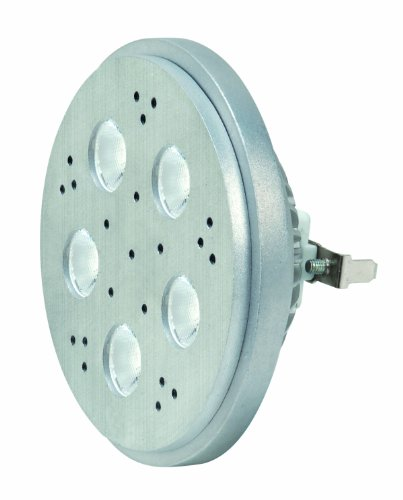 Kolourone S8762 11-Watt 25 Degree 6500K 12V, Lumens 620 Led Ar111 Lamp