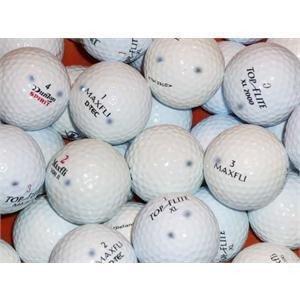 100 Lakeballs Top AAA Qualität