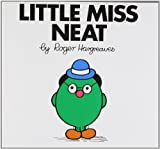 Roger Hargreaves Little Miss Neat (Little Miss Classic Library)