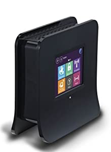 Securifi Almond - (3 Minute Setup) Touchscreen Wireless Router / Range Extender from Securifi