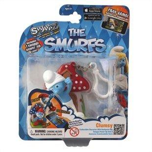 Swappz Smurfs Clumsy - 1