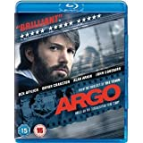 Argo (Blu-ray + UV Copy) [Region Free]