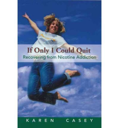 If Only I Could Quit: Becoming a Nonsmoker (The Hazelden meditation series) (For Smokers Only compare prices)