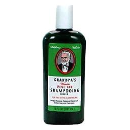 Grandpa\'s Pine Tar Shampoo, 8 Fluid Ounce