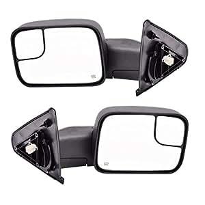Eypa Keol Sy Ql on 2004 Dodge Ram 3500 Tow Mirrors