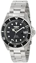 "Hot Sale Invicta Men's 8926OB ""Pro Diver Collection"" Stainless Steel Coin-Edge Automatic Watch"